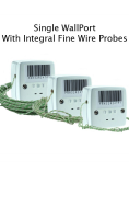 TCWALL-KA01-C - Single TCWallPort w/Integral K Fine Wire in Various Lengths