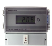 4001 - Wall Mounting Single Input Thermocouple Thermometer