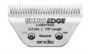 Andis ShowEdge Wide General