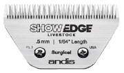 Andis ShowEdge Wide Surgical