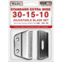 Wahl - Stable Pro Wide Wahl Standard Extra Wide 30-15-10
