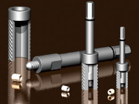 Patented Hand Tools For Threaded Inserts