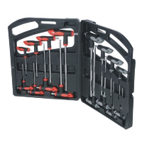 16pc T-Handle Wrench Set