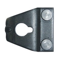 B158 / Z148 Backplate With Circular Hole