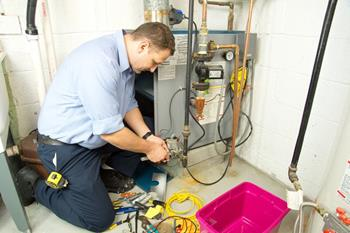 Oil Fired Domestic Appliance Repairs