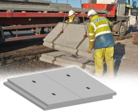 Gas Mains Protection Slabs