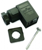 B3 & B4 Series Solenoid Connectors / Cable plugs