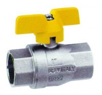 T Handle Ball Valve WRAS/Gas Approved F/F