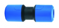 J.G Speedfit Blue Equal Straight Connector