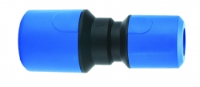 J.G Speedfit Blue Reducing Straight Connector