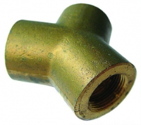 Y Connector Metric