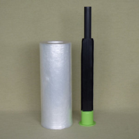 Offset Stretch Film Packaging Dispensers