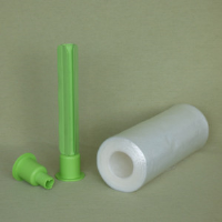 Wrapping Dispensers Flush Cup