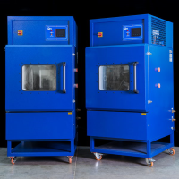 Mobile Temperature Controlled Test Chambers