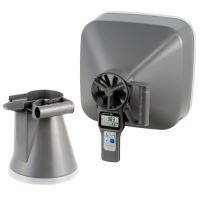 Multifunction Anemometer with Flow Hoods PCE-VA 20-SET