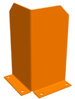 Two Sided Column Protectors