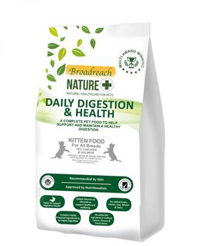 Daily Digestion and Health Kitten Food