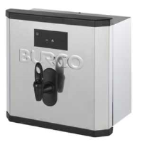Burco AFWM3 3 Litre Stainless Steel Wall Mounted Autofill Water Boiler