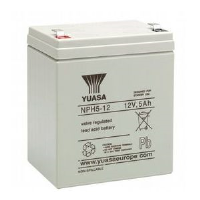 Eaton MB512 12 Volt 5Ah Fire Alarm Battery