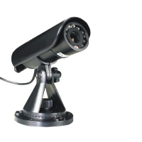 Byron C701 Black & White Camera For Indoor & Outdoor Use