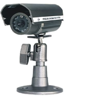 Byron CS97C Wirefree Colour Monitoring Camera
