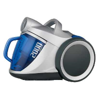 Electrolux ZSH722 2kW Bagless Pet Cyclonic Cylinder Vacuum Cleaner In A Silver And Blue Finish