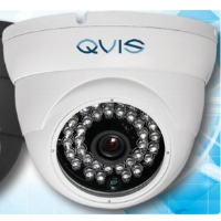 QVIS Q-EYE-VFW 4 In 1 1080P Varifocal Day And Night Eyeball Dome Camera In White