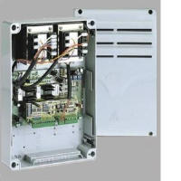 CAME ZL19N 24V D.C Control Panel For Two-Leaf Swing Gates With Built-In Radio Decoder For Frog & Ferni Series