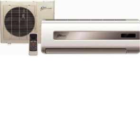Easyfit KFR53-IW/X1c 18000BTU 5kW Heat And Cool Air Conditioning Inverter System Powered By A Toshiba Compressor