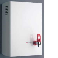 Zip HS505 Econoboil 5 Litre 2.4kW Instant Boiling Water Heater In White