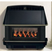 Robinson Willey A99027 Firecharm RS Gas Fire In Black