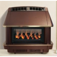 Robinson Willey A99028 Firecharm RS Gas Fire In Bronze