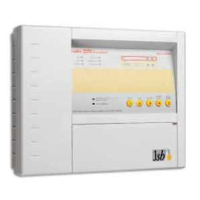 JSB FX2202CPD 2 Zone Conventional Fire Alarm Panel Complete With Battery