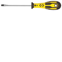 T49110-040 Dextro Slotted Flared Screwdriver 4.0 x 75mm