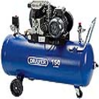 09532 150 Litre 230V Belt-Driven Air Compressor