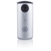 Byron Smartwares VD40W Wi-Fi Or Lan Remote Video Doorbell Intercom