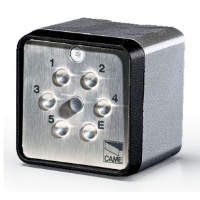 CAME S9000 Surface Mounted Wireless Keypad