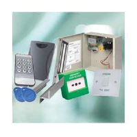 Channel Safety Systems D/ENT/DA/KIT4 ENTRitech Access Control Proximity Reader Kit 4