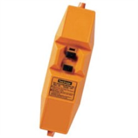 Powerbreaker J62-T 30mA In-Line RCD 230 Volts In Orange