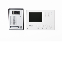 """Channel Safety Systems D/ENT/KIT/1/WH/P ENTRitech 4"""" Hands Free Video Kit"""