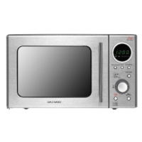 Daewoo KOG3000SL 20 Litre Stainless Steel Touch Control Microwave With Grill