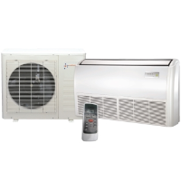 KFR-55LIW/X1c-M 18000BTU 5kW Super Inverter Heat & Cooling Low Wall Conservatory Air Conditioning Unit