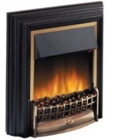 Dimplex CHT20LE Cheriton LED Effect Optiflame Freestanding Fireplace