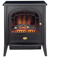 Dimplex CLB20LED Club Electric Stove With LED Flame Effect