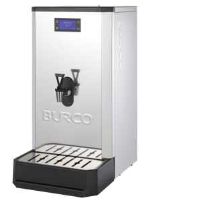 Burco PLSAFCT20L 20 Litre Countertop Autofill Water Boiler In Stainless Steel