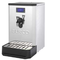 Burco PLSAFCT10L 10 Litre Countertop Autofill Water Boiler In Stainless Steel