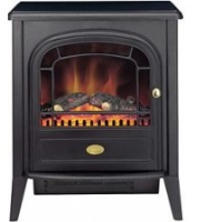 Dimplex CLB20R Optiflame Club Freestanding Fireplace