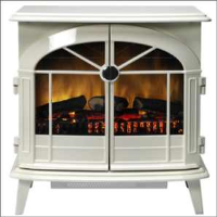 Dimplex CHV20N Chevalier Freestanding Optiflame Effect Electric Stove