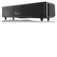 lenco LN0100 Soundbar With 3D Sound Technology In Black