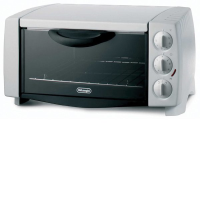 Delonghi EO1200W 12.5 Litre Mini Oven With Pizza Shelf